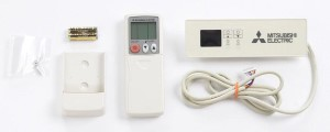 Mitsubishi PAR-SL93B-E Wireless Remote Controller Kit For Mitsubishi PCA Indoor Units