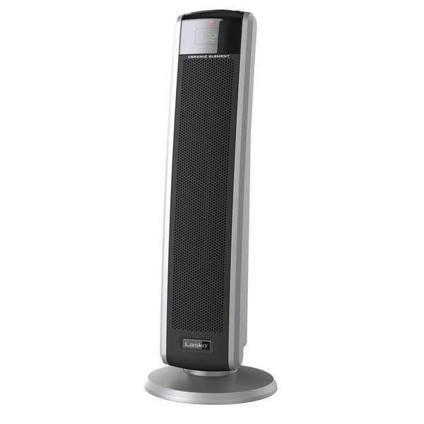 Lasko Digital Ceramic Tower Heater with Remote