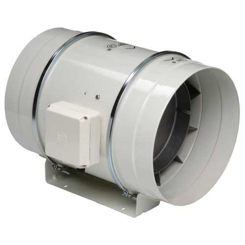 Soler and Palau TD-315 12.4'/315MM Inline Mixed Flow Duct Fan