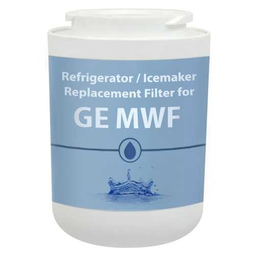 Aqua Fresh Replacement Water Filter for GE GZS23HGEBB / GZS23HGEWW Refrigerator Models
