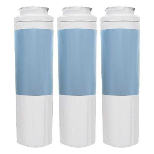 Replacement Water Filter Cartridge for Kenmore Refrigerator 70342/70343/70443 - (3 Pack)