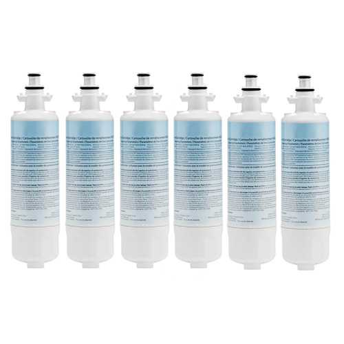 Original Kenmore Water Filter LT700P (6-Pack) Original Fridge Water Filter