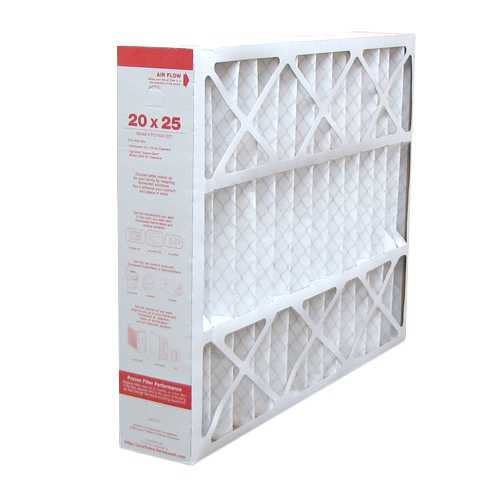 Replacement Pleated Air Filter for For Honeywell CF100A1025 HVAC 20x25x5 MERV 11