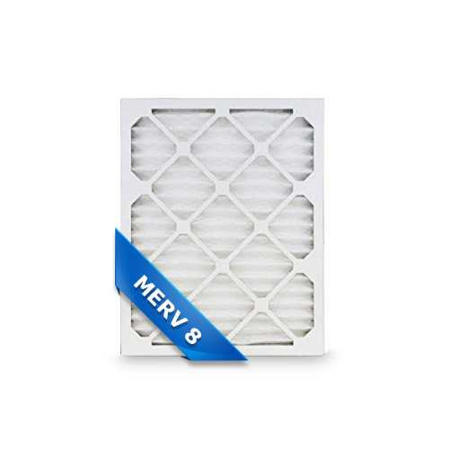 Replacement Pleated Air Filter for 16x24x1 Merv 8