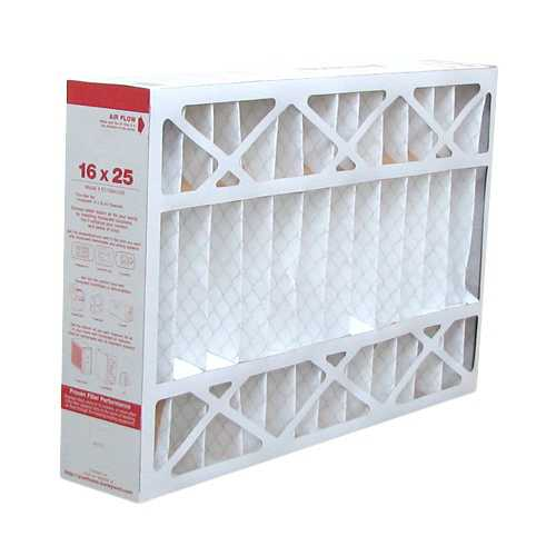 Replacement Pleated Air Filter for For Honeywell FC100A1029 AC 16x25x4 MERV 11