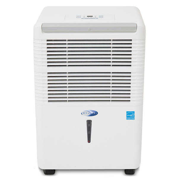 Whynter RPD-501WP 50 Pint Portable Dehumidifier with Pump - Energy Star