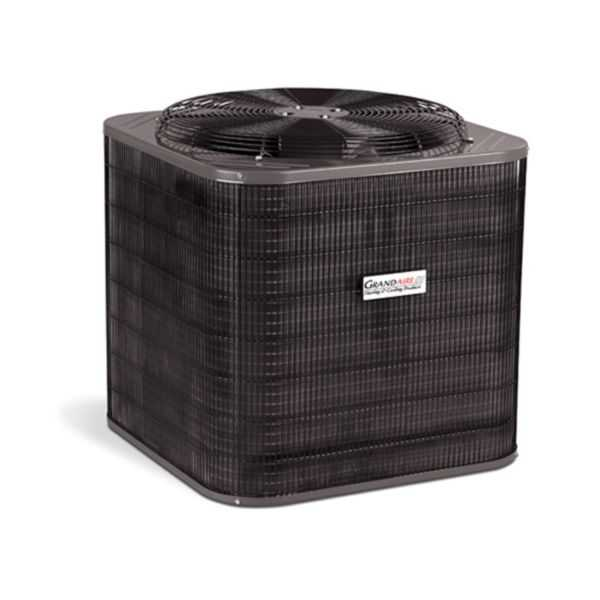 GrandAire - WCH3182GKR - 1-1/2 Ton 13 SEER Heat Pump Condenser Dry Unit R22 Replacement