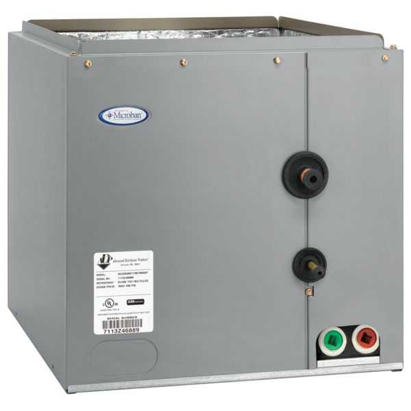 Advanced Distributor Products - GE88660C210B2701AP - Upflow/Downflow R410 NB TXV Coil