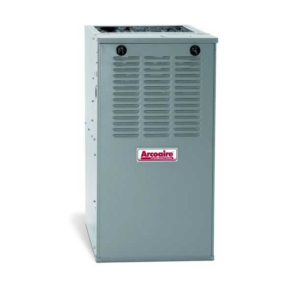 Arcoaire - N8MSL1102122A - 80% Single Stage Heating Gas Furnace