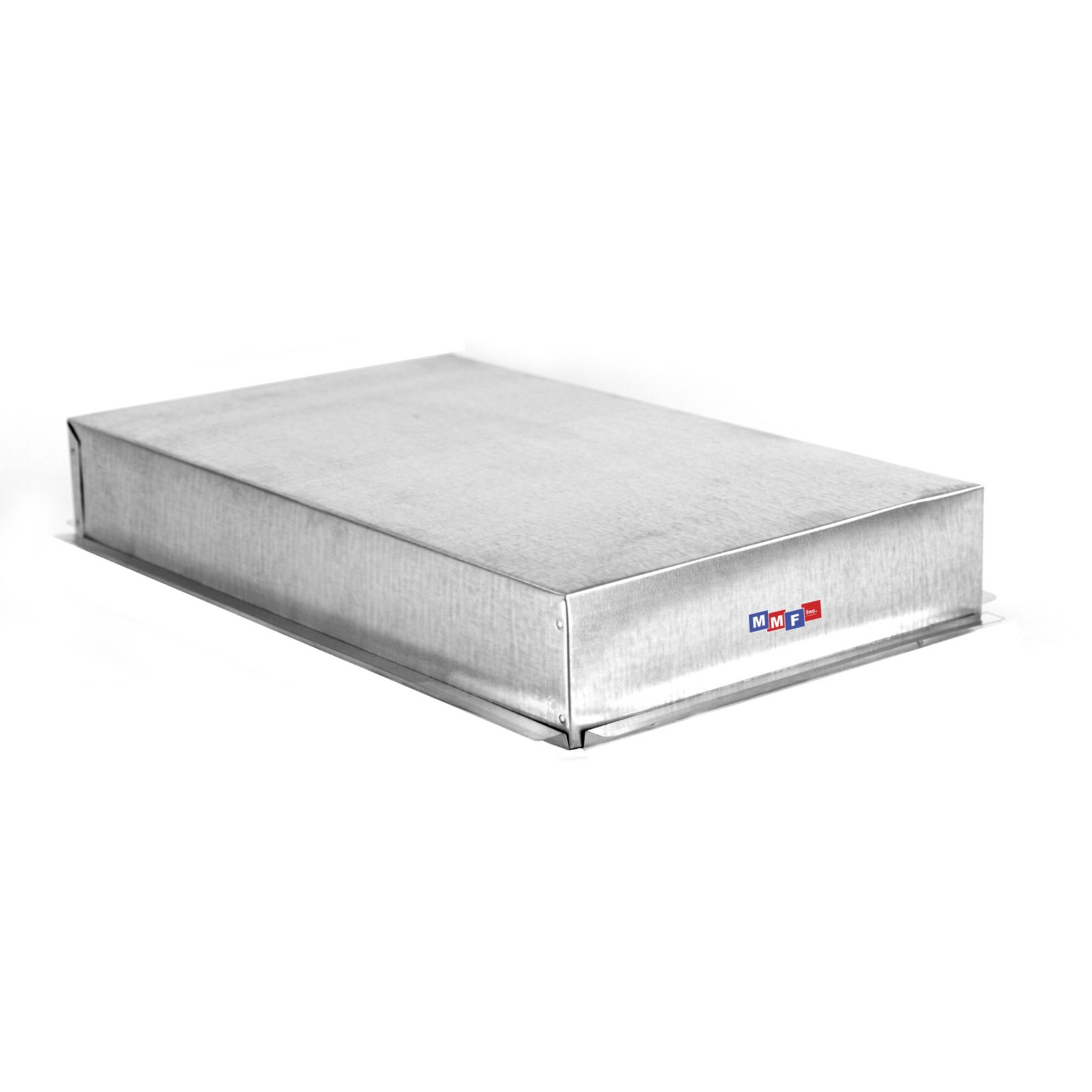 "Modular Metal ACRH3016HS - Return Air Can - 28 Ga - Seal All Seams 30 1/4"" X 16 1/4"" Uninsulated - 6"" High"