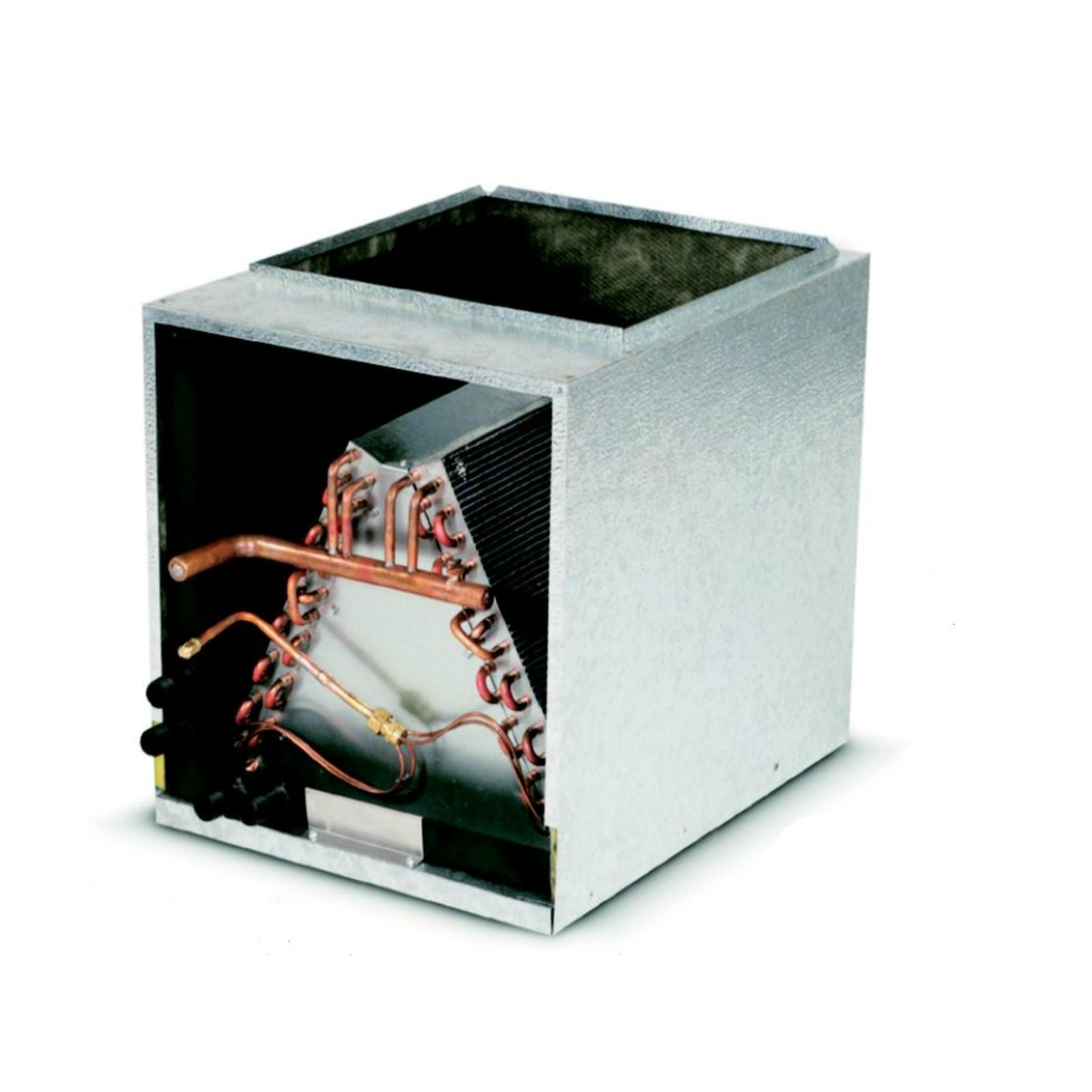 Aspen CE48B34-175L-090 - LLC - Cased Multi-Position Coil, 4 Ton, R410A Non Bleed TXV