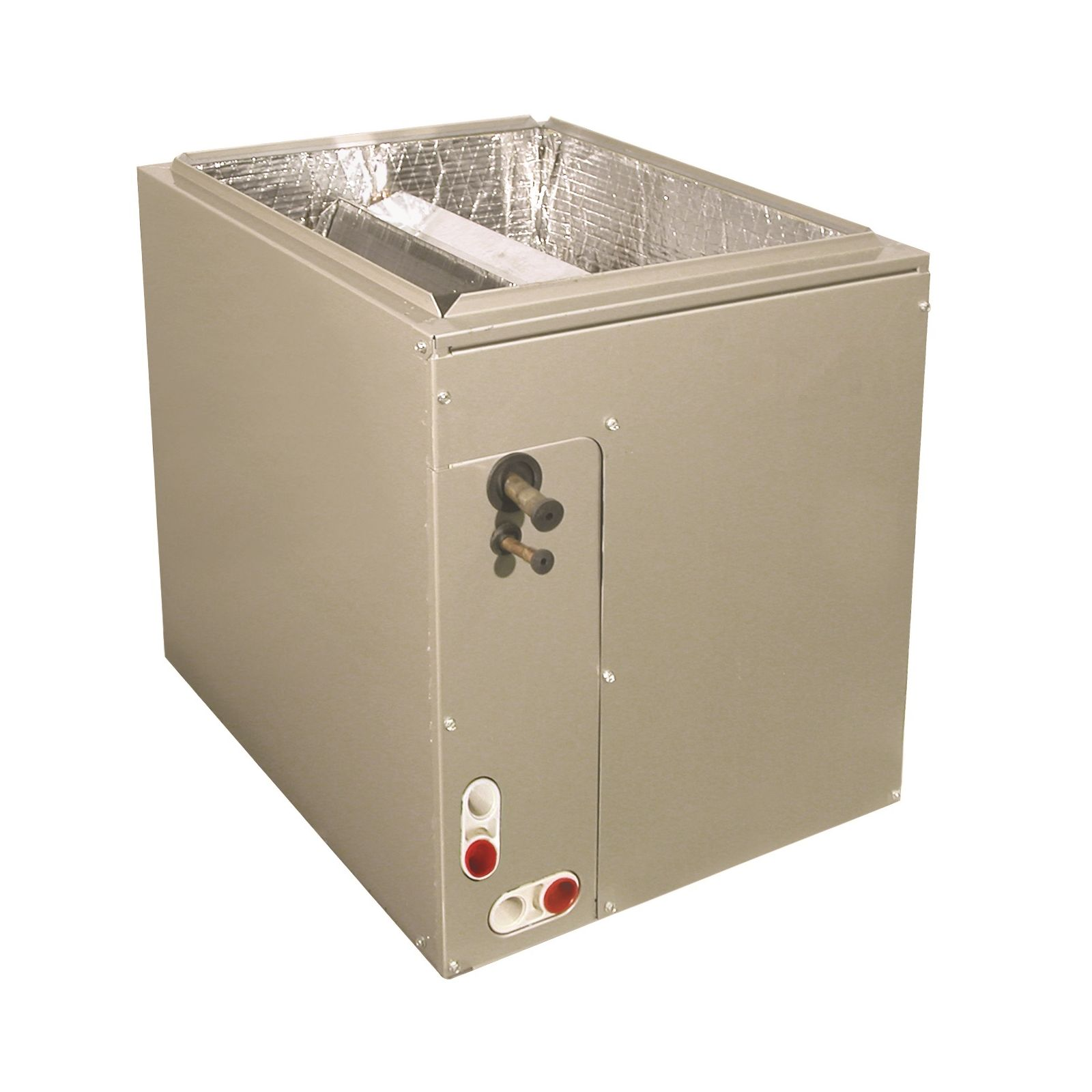 "Tempstar EAM4X48L24A - 4 Ton R410A Multi-position Cased Evaporator Coil 24.5"" Wide With TXV, Aluminum Tube and Fins"