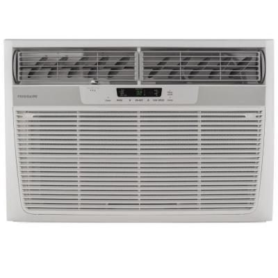 25,000 BTU Window Air Conditioner with Heat and Remote