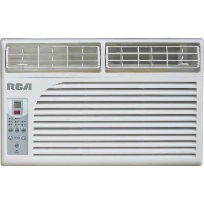6,000 BTU Window Electronic Air Conditioner with Remote Control