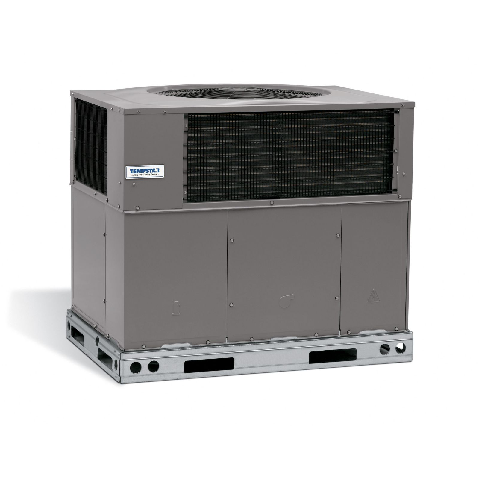 Tempstar PAD360000L000C - Standard 5 Ton, 13 SEER, R410A, Air Conditioner Package Unit, 460-3-60
