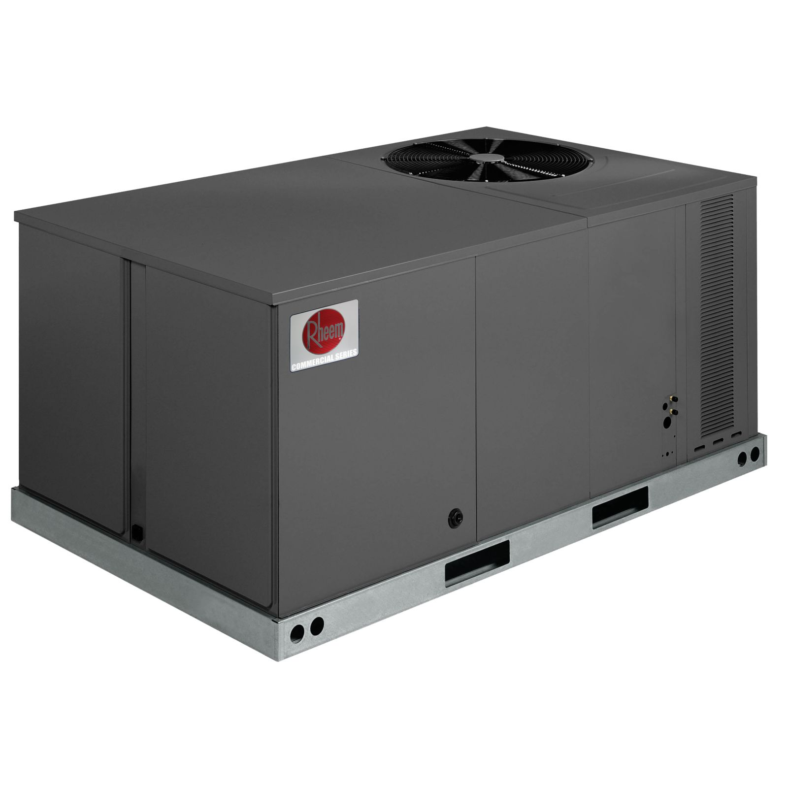 Rheem RJPL-A060JK000 - Classic Series 5 Ton Light Commercial Packaged Heat Pump, 14 SEER - R410A, 208-230 V, 1 Ph, 60 Hz