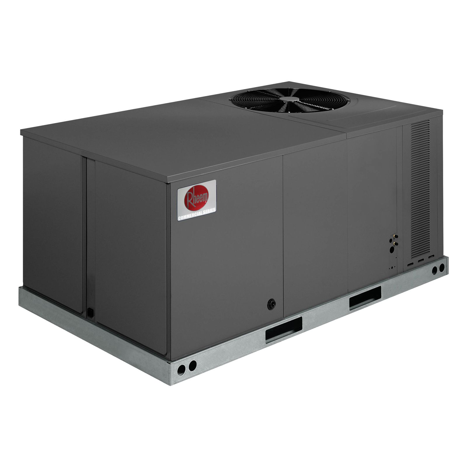 Rheem RLPN-A036JK000 - Commercial Classic 3 Ton 14 SEER Package Air Conditioner, 208-230 Volt, 1 Phase, 60 Hz, R410A