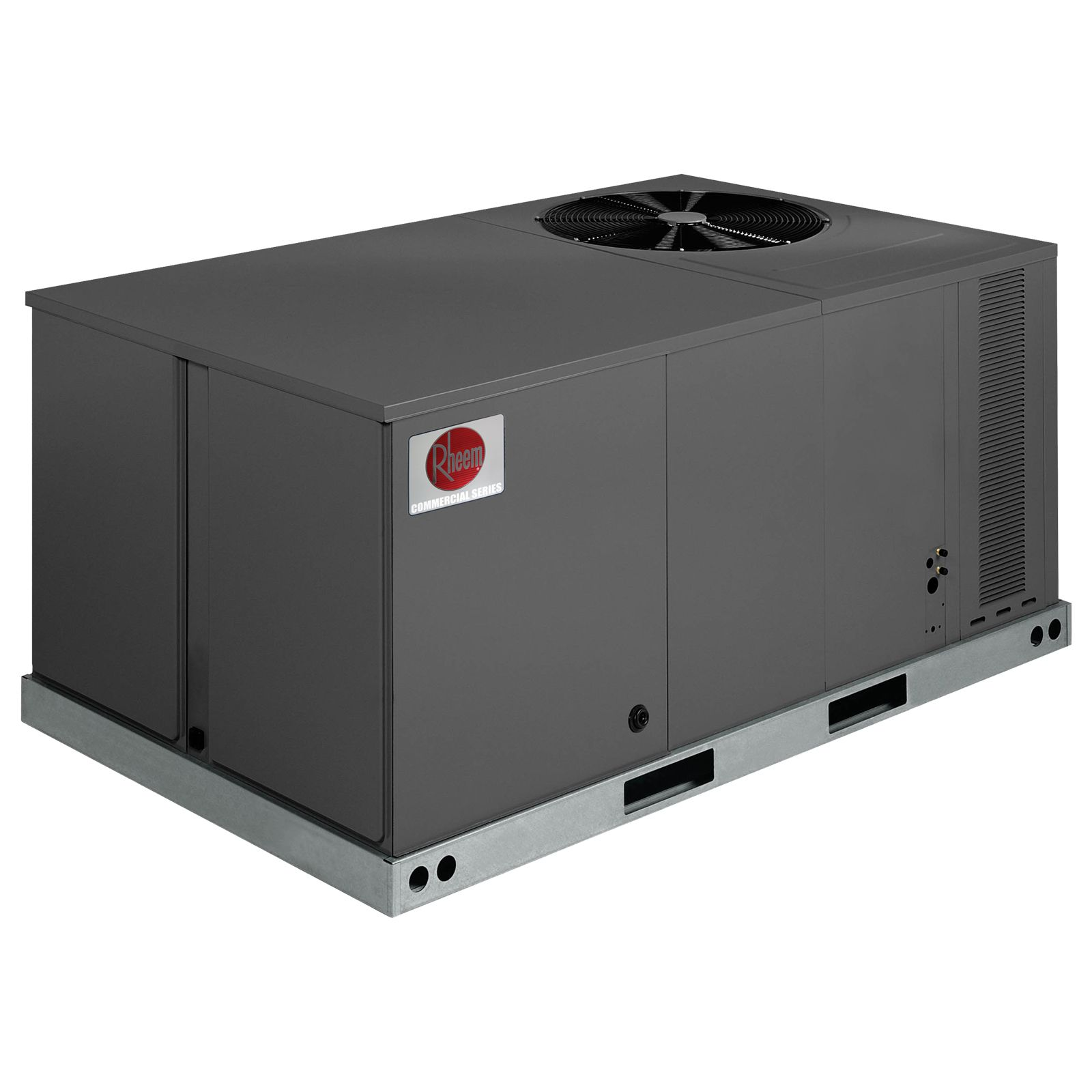 Rheem RLPN-A048JK000 - Commercial Classic 4 Ton 14 SEER Package Air Conditioner, 208-230 Volt, 1 Phase, 60 Hz, R410A